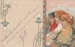 ***  Tafuri VENEZIA - Art Nouveau TTB  Précurseur Timbré - Otros Ilustradores