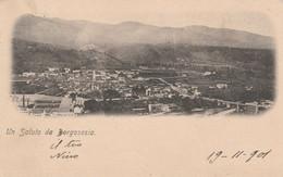 UN SALUTO DA BORGOSESIA - Vercelli