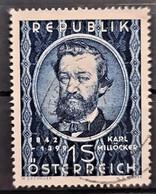 AUSTRIA 1949 - Canceled - ANK 959 - 1S - Millöcker - 1945-60 Used