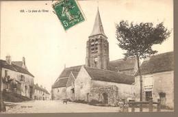 60 - Ver (oise) - La Place De L'Orme - Autres Communes