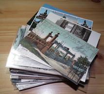 Deutschland Ca. 100 Ansichtskarten Vor 1945 - 100 - 499 Cartoline