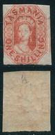 TASMANIE Année 1857  1860 N° 15 Filigrane Chiffre à Double Trait - Voir Photo - Ungebraucht