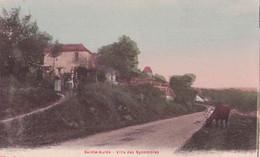 """SAINT AULDE """" Villa Des Sycomores Animée , Pas Commune """"     N°9671 - Other Municipalities"""