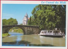 LANGUEDOC-ROUSSILLON LE CANAL DU MIDI - Languedoc-Roussillon
