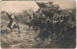 51by 727 CPA - PARIS - SALON DE 1913 - - LES BATAILONS PARISIENS - RAYMOND DESVARREUX - Museos
