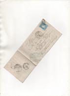 Lot DIVERS: Lettre - 1849-1876: Classic Period
