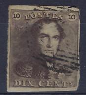 Nr. 1 Gestempeld ( Variëteit ??? )  ; Staat Zie Scan ! - 1849 Epaulettes