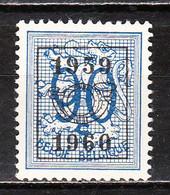 PRE697**  Chiffre Sur Lion Héraldique - 1959-60 - Bonne Valeur - MNH** - Vendu à 10% Du COB!!!! - Sobreimpresos 1951-80 (Chifras Sobre El Leon)