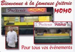 """FRITERIE """"  MOMO  """"  C M  - ( 21 : 2 / 250  ) - Lens"""
