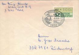 Gerhard Johannes Paul Domagk Deutscher Pathologe Bakteriologe & Nobelpreisträger - Sulfonamide Als Antibiotika ATM 1989 - Medicine
