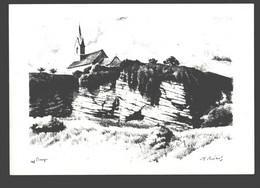 Bouge - Chaussée De Louvain - Illustration H. Bodart - Namur