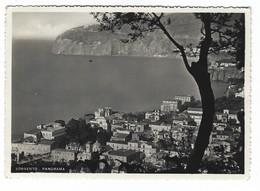 8782 - SORRENTO PANORAMA 1949 NAPOLI - Andere Steden