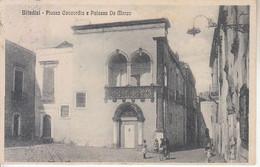 ITALIA - BRINDISI - Piazza Concordia....., Animata, Viag.1920 - 2021-02-48 - Brindisi