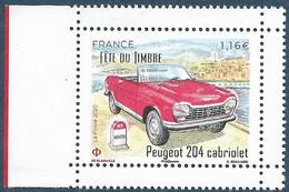 Peugeot 204 Cabriolet à 1,16 De La Minifeuille N7 (2020) Neuf** - Ungebraucht