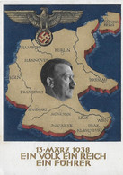 All )  13 Marz 1938 Ein Volk Ein Reich Ein Fürer - Oorlog 1939-45