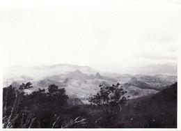 As027 ⭐ Indochine VietNam Nord - Région SAPA SA.PA Chapa Intérieur Forêt Colline - Véritable Photographie 1945s - Vietnam