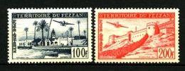 A - ** FEZZAN - N° PA 6 / 7 - 2 Valeurs TTB (cote 23€) - Neufs