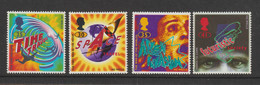 Engeland 1995 Mi.nr.1576-1579   SG.nr. 1878-1881  MNH - Nuevos