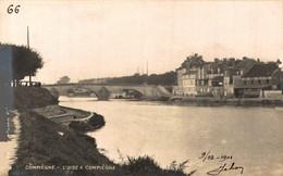 N°6856 Z -carte Photo Compiègne -l'Oise - - Compiegne