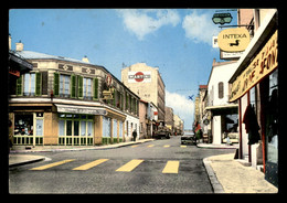 93 - NEUILLY-PLAISANCE - AVENUE FOCH ET LE TABAC - Neuilly Plaisance