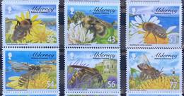 Alderney 2009 MNH - Insects , Bees - Alderney