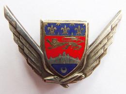 Insigne Militaire Aviation Armée De L'Air BASE BA 106 BORDEAUX - Forze Aeree