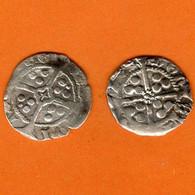 Lot De 2  Penny A Definir (voir Edward IV ) - 1422-1453 Henri VI De Lancastre
