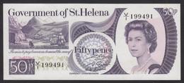 ISOLA DI SANT'ELENA  1979  ST. HELENA 50P PREF. V/I   1979  FDS - Saint Helena Island
