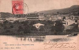 CPA - VIGO - Vista Desde La Calle Policarpo Sanz - Edition Hauser Y Menet - Pontevedra