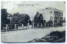 SAN MICHELE AL TAGLIAMENTO (VENEZIA) - Villa Biaggini (rovinata In Alto A Sinistra) - Venezia (Venice)