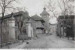 SIRAN : Avenue De La Livinière  ( 1908) - Other Municipalities