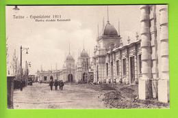 TORINO : Mostra Stradale Automobili . Esposizione 1911. TBE . 2 Scans. Edition Campassi E Diena - Exhibitions