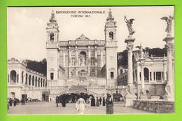 TORINO : Gran Fontana Monumentale. Esposizione 1911. TBE . 2 Scans. Edition ADT - Exhibitions