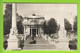 TORINO : Scalea D'accesso Al Ponte Monumentale.  Esposizione 1911. TBE . 2 Scans. Edition GF - Exhibitions