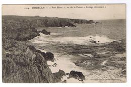 CLOHARS CARNOET DOELAN DOUELAN  PORT BLANC VU DE LA POINTE - Clohars-Carnoët