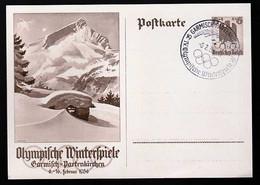 Deutsches Reich Ganzsache - Covers & Documents