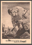 Generalgouvernement Propagandakarte - Occupation 1938-45