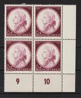 MiNr. 810 ** Bogenecke   (0260) - Unused Stamps