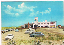 DS- 22   TERSCHELLING : Hotel Paal 8  With CITROËN-DS,FORD CORTINA, FIAT 500, MERCEDES - Altri