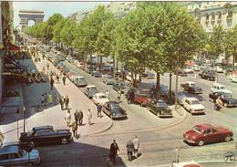 < Automobile Auto Voiture Car >> Jaguar Mk2, Citroën DS, BMW 700, Volvo 121, Peugeot 404, Cabriolets - Passenger Cars