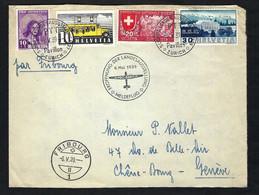 SUISSE Poste Aérienne 1939: LSC Pro Aero - Other Documents
