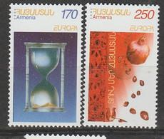 Arménie Europa 2003 N° 431/ 432 ** Art De L'Affiche - 2003