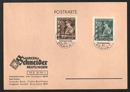 Deutsches Reich Besetzungen II Beleg - Occupation 1938-45