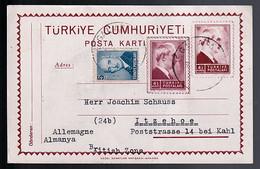 Türkei Beleg - Gebraucht