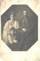Russia:Czar Nikolai II With Family, Emperor, Imperator, Pre 1920 - Familles Royales