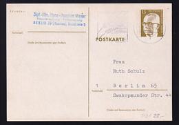 Berlin P 81 O - Postales - Usados