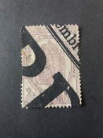 FRANCE FRANCIA 1869 TIMBRES POUR JOURNAUX CAT YVERT N. 7 TAXE FISCAL (ORIGINAL GOUMME 90 %) - Journaux