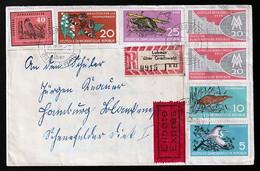 DDR Beleg - Cartas