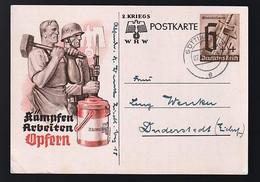 Deutsches Reich Beleg - Covers & Documents