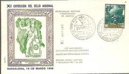 MATASELLOS 1968 BARCELONA - 1961-70 Cartas